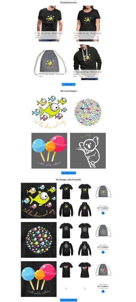 zappwaits Online-Shop