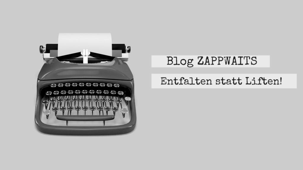 Blog ZAPPWAITS