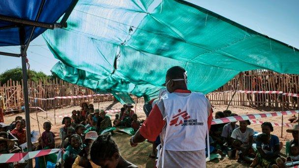 Madagaskar Hungersnot