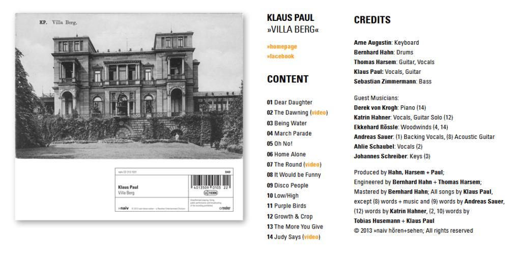 Klaus Paul